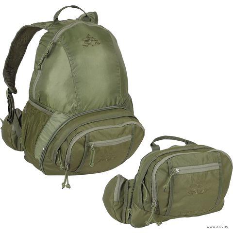 "Рюкзак ""Stream"" (17 л; зеленый) — фото, картинка"