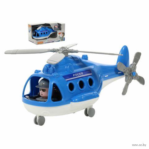 """Вертолёт """"Полиция. Альфа"""" — фото, картинка"""