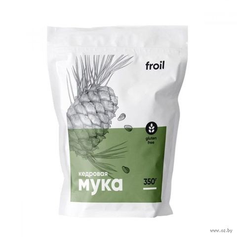 "Мука кедровая ""Froil"" (350 г) — фото, картинка"