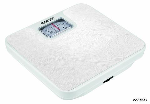 Весы Scarlett SC214 (White)