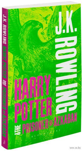 Harry Potter and the Prisoner of Azkaban (Adult Cover). Джоан  Роулинг