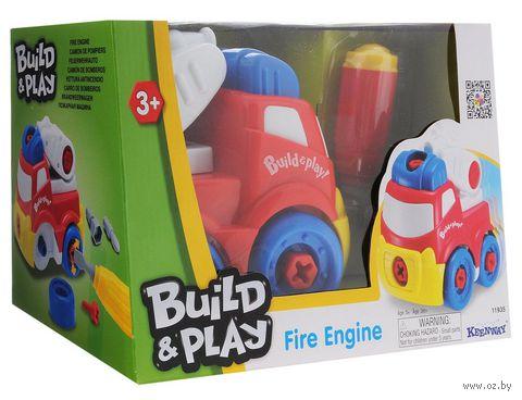 """Игровой набор """"Пожарная машина"""" (с инструментами; арт. 11935)"""
