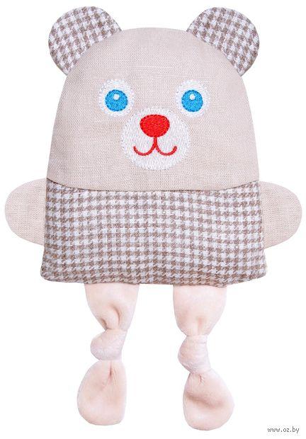 "Игрушка-грелка ""Крошка Мишка"" (10 см) — фото, картинка"