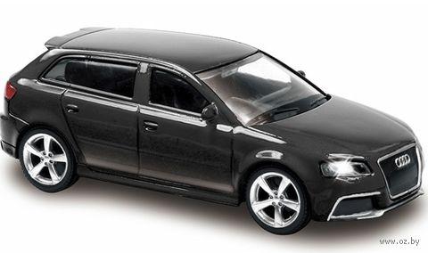 """Модель машины """"Audi RS3 Sportback"""" (масштаб: 1/43)"""