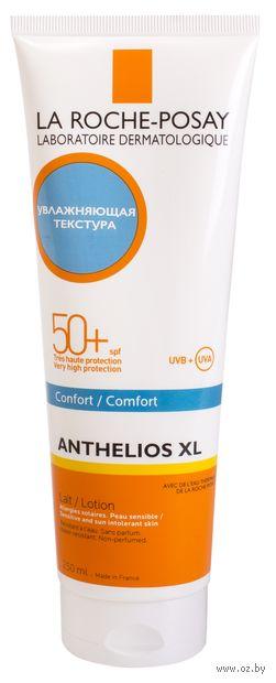 "Молочко солнцезащитное для тела ""Anthelios XL"" SPF 50+ (250 мл) — фото, картинка"