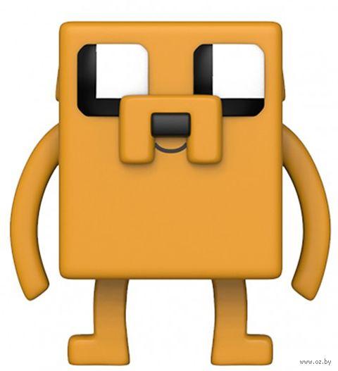 "Фигурка ""Adventure Time. Minecraft. Jake"" — фото, картинка"