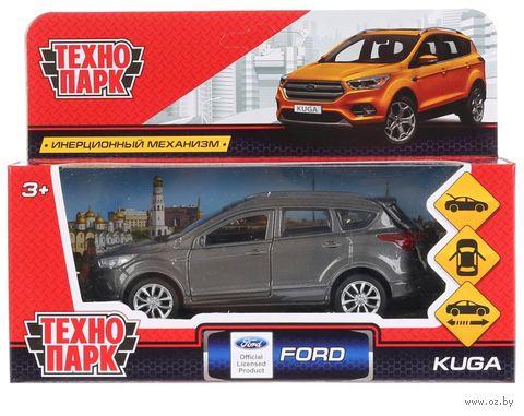 """Модель машины """"Ford Kuga"""" (арт. KUGA-GY) — фото, картинка"""