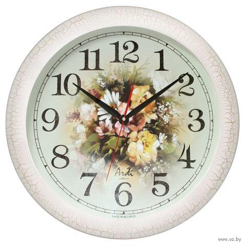 Часы настенные (50 см; арт. 61672613 А) — фото, картинка