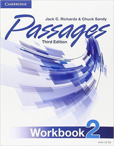 Passages. Level 2. Workbook. Чак Сэнди, Джек Ричардс