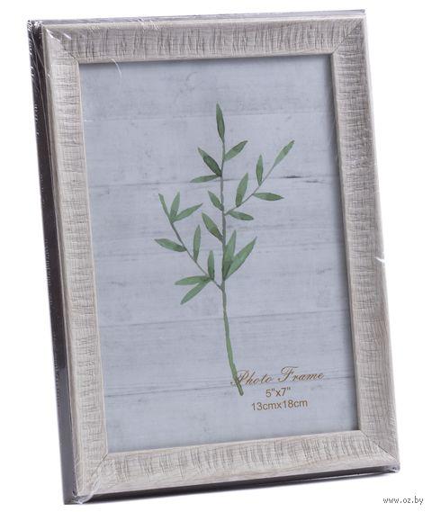 Рамка пластмассовая (13х18 см; арт. 722-2) — фото, картинка