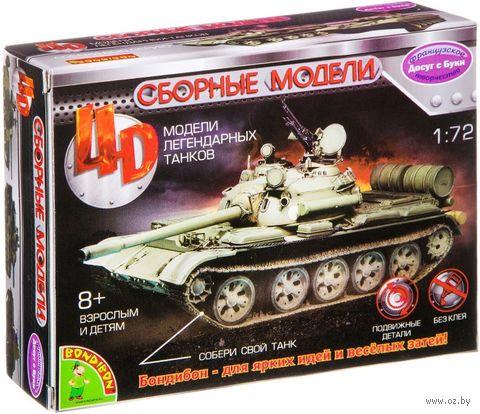"""Сборная модель """"Танк"""" (масштаб: 1/72; арт. ВВ2516) — фото, картинка"""