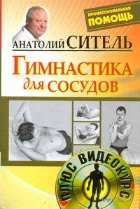 Гимнастика для сосудов (+ DVD). Анатолий Ситель