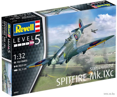 "Сборная модель ""Supermarine Spitfire Mk.Ixc"" (масштаб: 1/32) — фото, картинка"