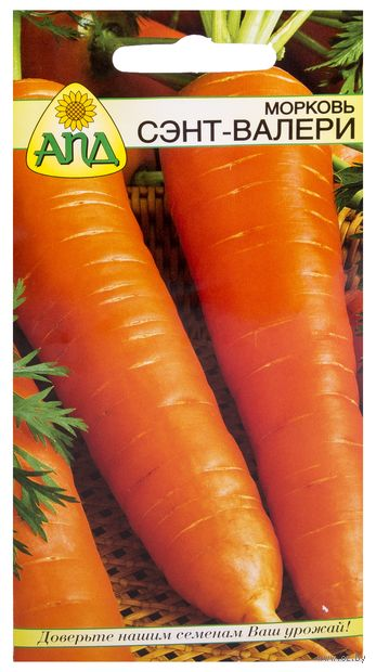 "Морковь ""Сэнт-Валери"""