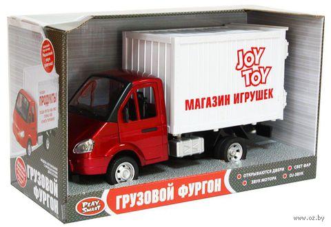 """Модель машины """"Газель. Магазин игрушек"""" (масштаб: 1/24) — фото, картинка"""