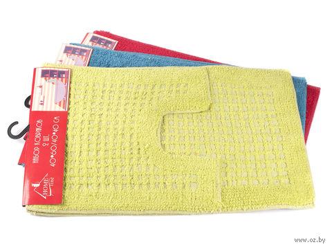 Набор ковриков текстильных (2 шт.; арт. S-0041)