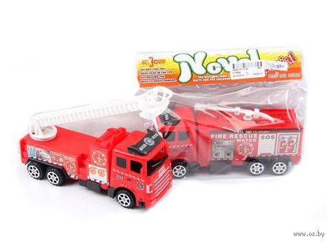 Пожарная машина инерционная (арт. K798A)
