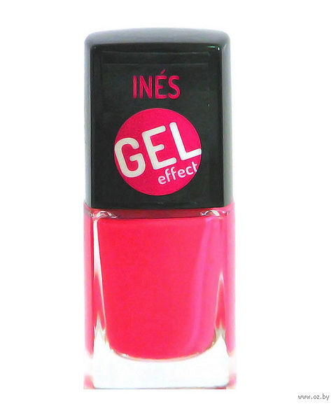 """Лак для ногтей """"Gel Effect"""" (тон: 03)"""