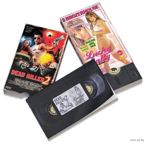"""Блокнот """"Видеокассета"""" (А5) — фото, картинка"""