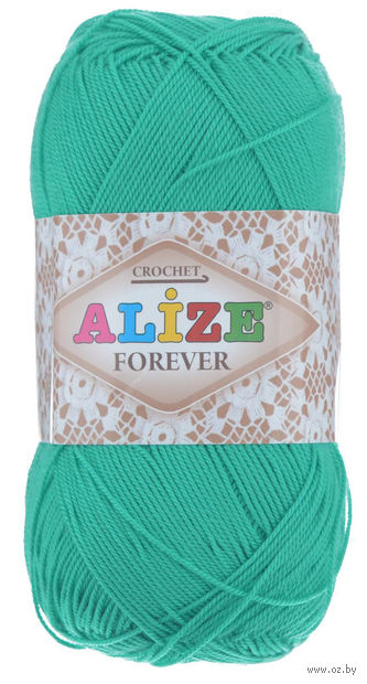 "Пряжа ""ALIZE. Forever №610"" (50 г; 300 м) — фото, картинка"