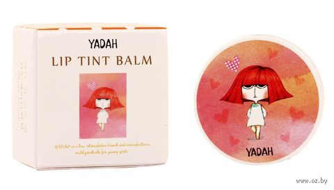"Бальзам-тинт для губ ""Lip Tint Balm"" тон: 02, shiny peach — фото, картинка"