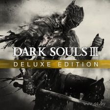 Цифровой ключ Dark Souls III. Deluxe Edition