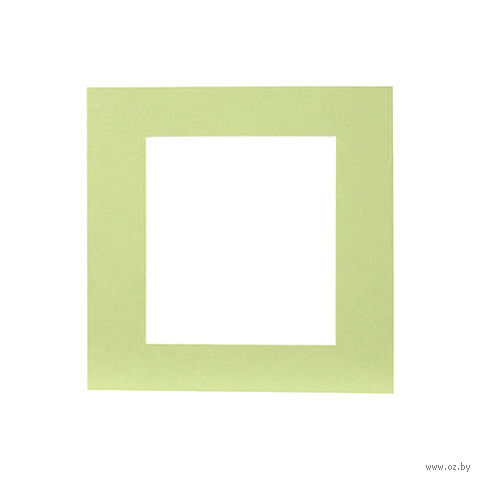 Паспарту (20x20 см.; арт. 2737)