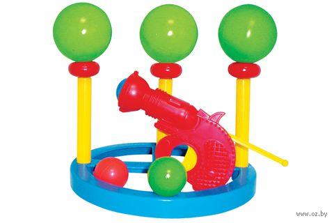 """Игровой набор """"Тир с шарами"""""""