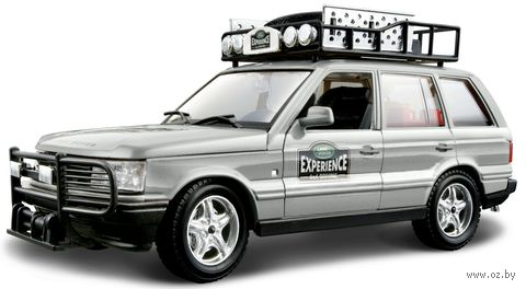"Модель машины ""Range Rover Safari"" (масштаб: 1/24) — фото, картинка"