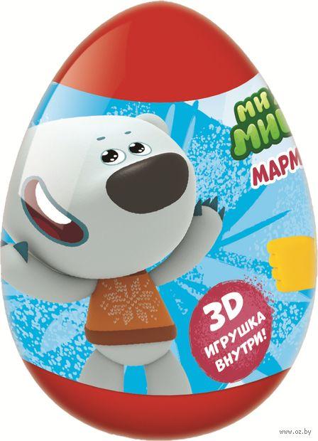"""Мармелад с игрушкой """"Ми-ми-мишки"""" (10 г) — фото, картинка"""
