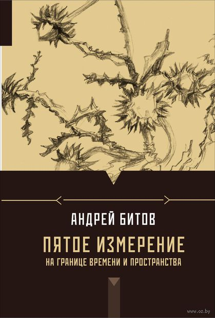 Империя. Измерение 5. На границе времени и пространства. Андрей Битов