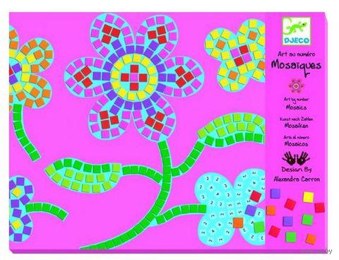 """Мозаика """"Цветы"""""""