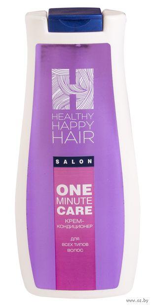 "Крем-кондиционер для волос ""One minute care"" (240 мл) — фото, картинка"