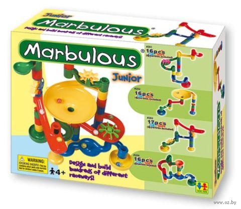 """Конструктор """"Marbulous. Junior"""" (16 деталей; арт. 281)"""