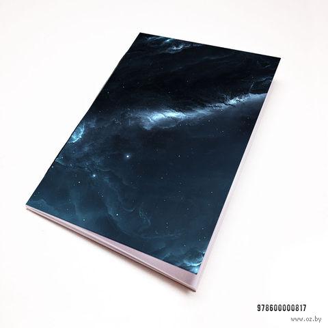 """Блокнот """"Космос"""" (А7; арт. 817) — фото, картинка"""