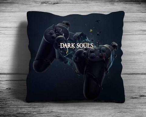 """Подушка """"Dark Souls"""" (арт. 9; 28х28 см) — фото, картинка"""
