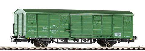 """Модель вагона """"Guterwagen Post"""" (масштаб: 1/87) — фото, картинка"""