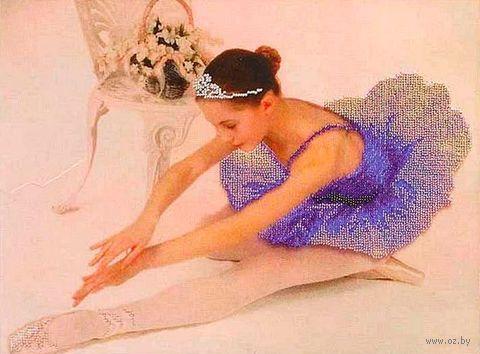 """Вышивка бисером """"Балерина"""" (385х290 мм) — фото, картинка"""