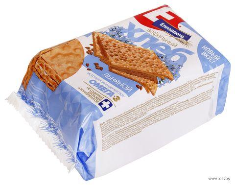 """Хлеб вафельный """"Елизавета. Льняной"""" (55 г) — фото, картинка"""
