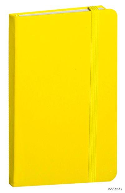 """Блокнот """"Lubeck"""" A6 (желтый)"""