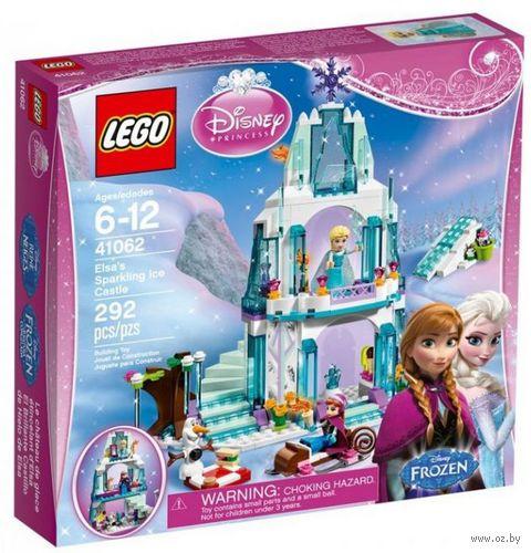 """LEGO Disney Princess """"Ледяной замок Эльзы"""""""