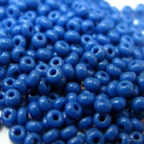 Бисер №33210 (голубой)
