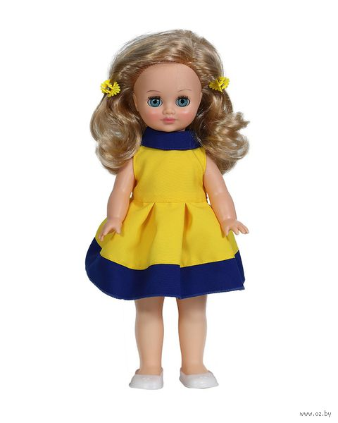 """Музыкальная кукла """"Герда"""" (38 см; арт. В2796/о)"""