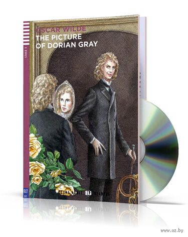 Young Adult Eli Readers. The Picture of Dorian Gray (+ CD) — фото, картинка