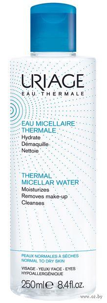 """Мицеллярная вода """"Очищающая. Для нормальной и сухой кожи"""" (250 мл) — фото, картинка"""