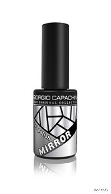 """Гель-лак для ногтей """"Mirror"""" тон: серебристый — фото, картинка"""