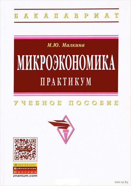 Микроэкономика. Практикум. М. Малкина