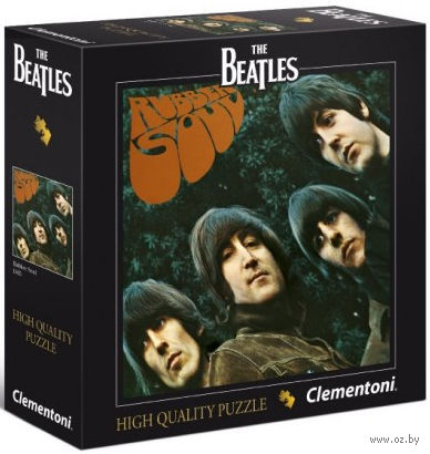 "Пазл ""The Beatles. Rubber Soul"" (298 элементов)"
