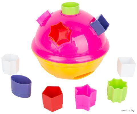 """Развивающая игрушка """"Логический шар"""" — фото, картинка"""
