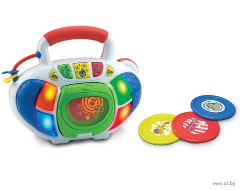 """Музыкальная игрушка """"Музыкальный центр"""" (со световыми эффектами)"""